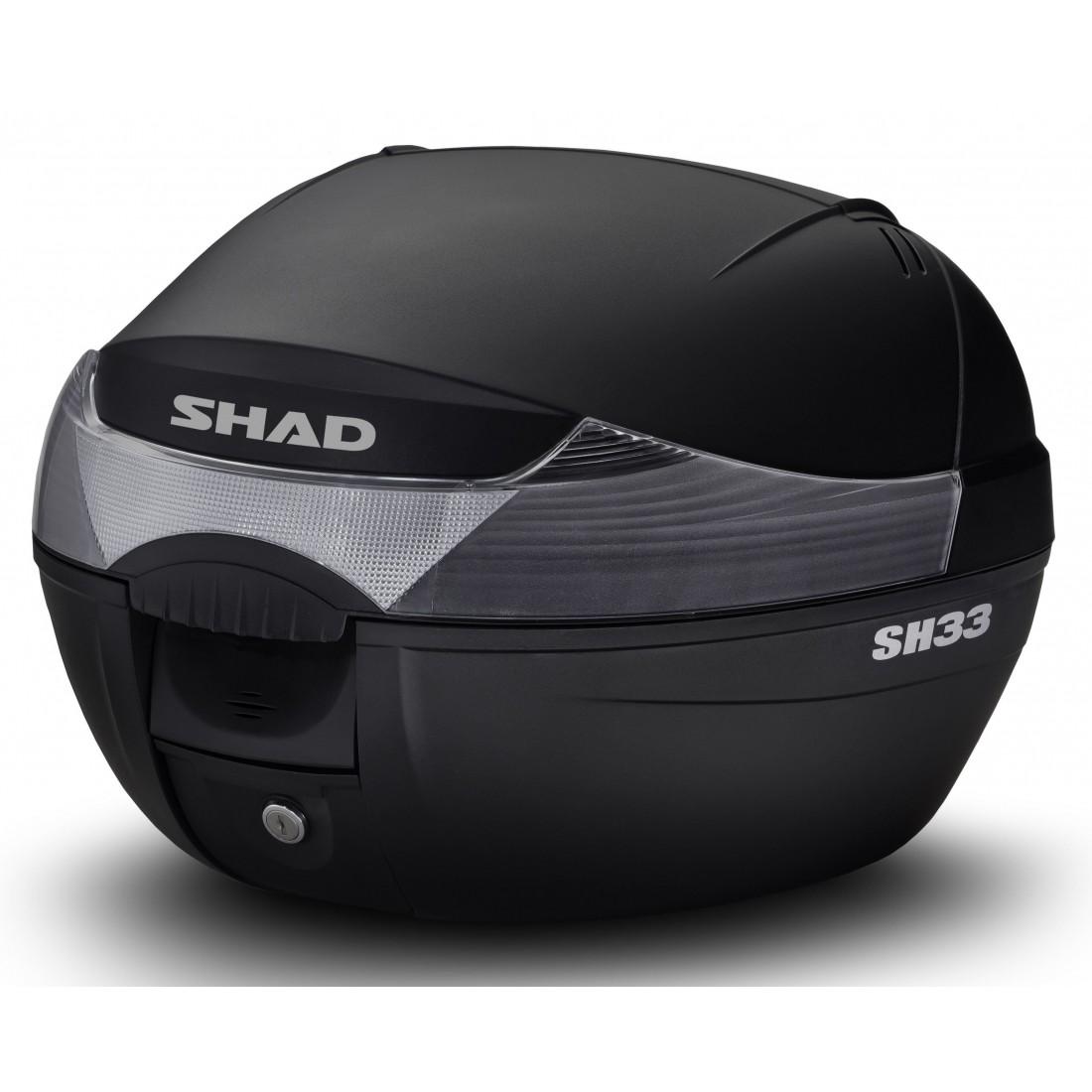 Baúl Shad SH33 33lt Negro