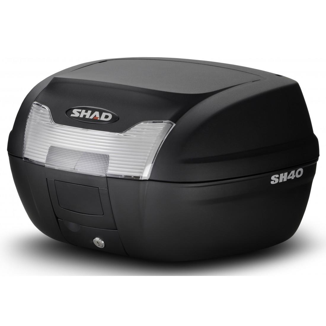 Baúl Shad SH40 40lt Negro