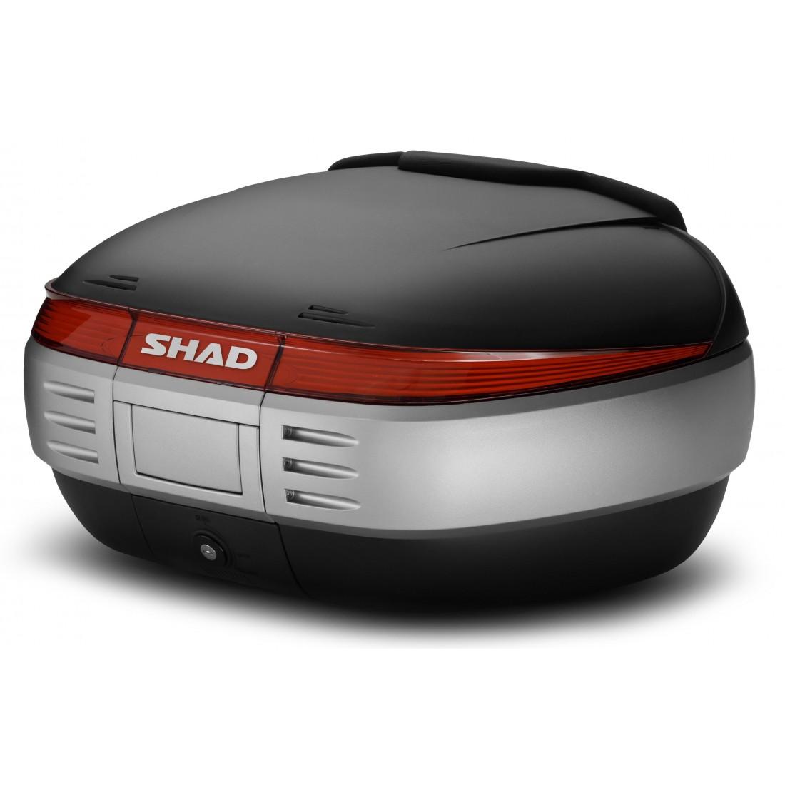 Baúl Shad SH50 50lt Negro