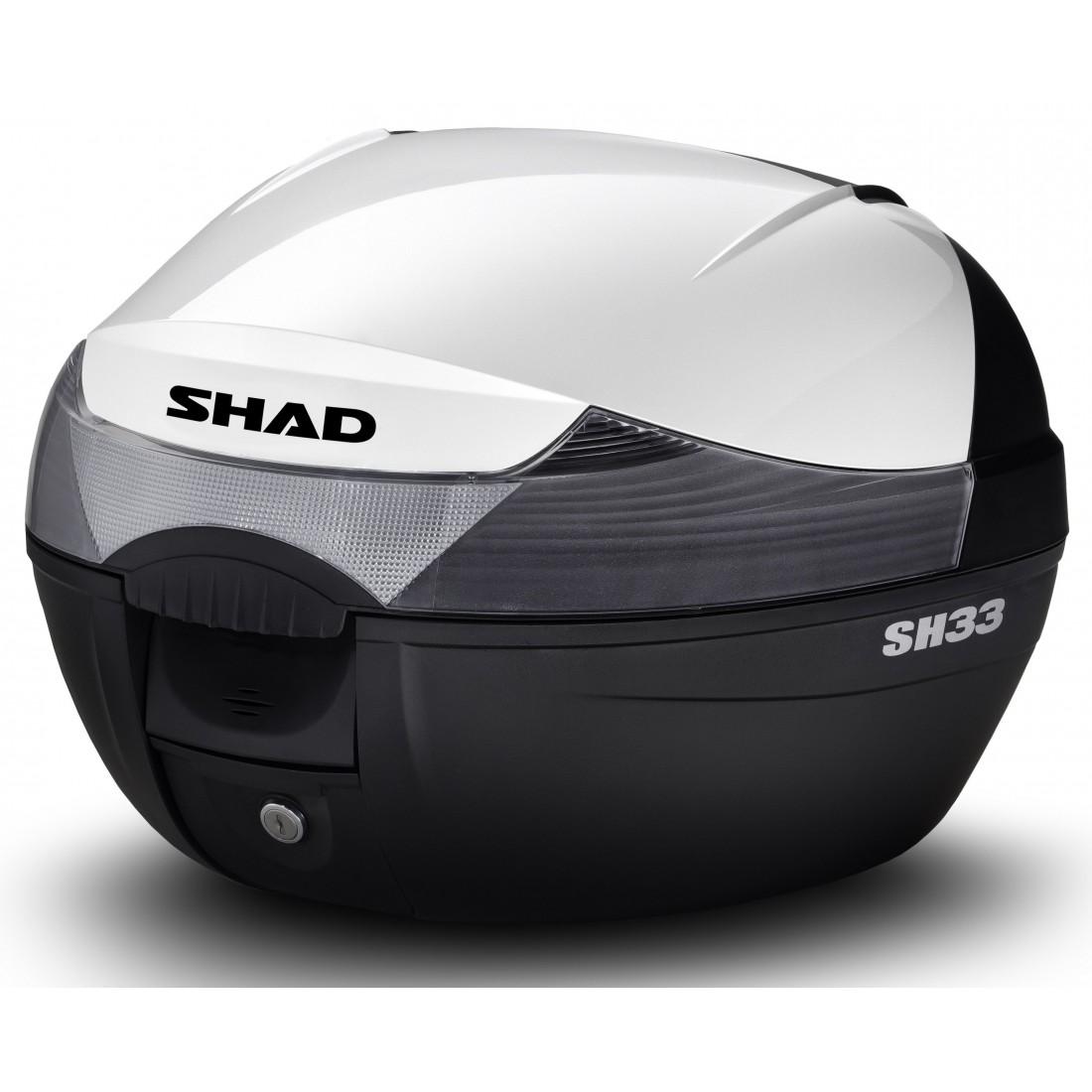 Tapa Baúl Shad SH33 33lt Blanco