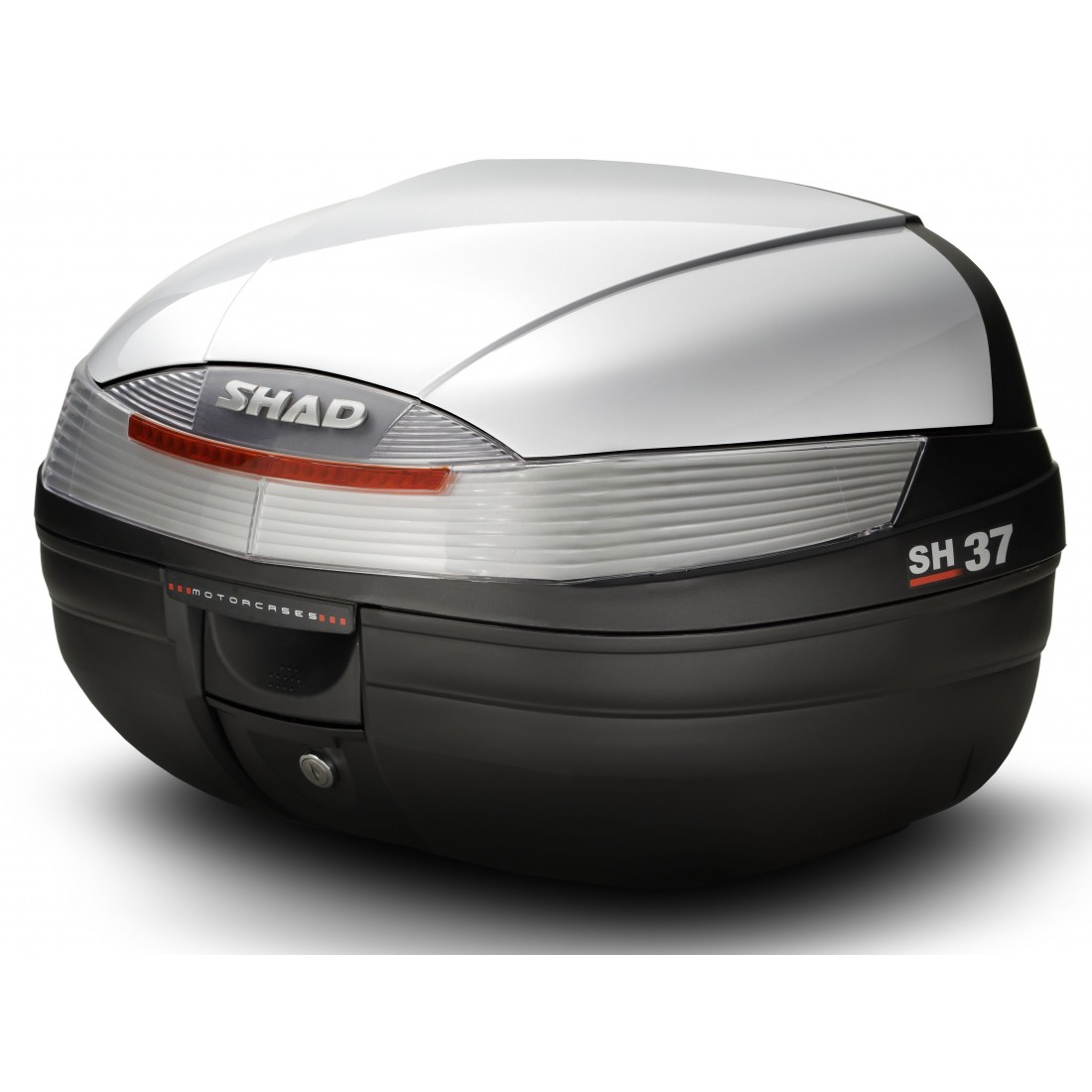 Tapa Baúl Shad SH37 37lt Blanco