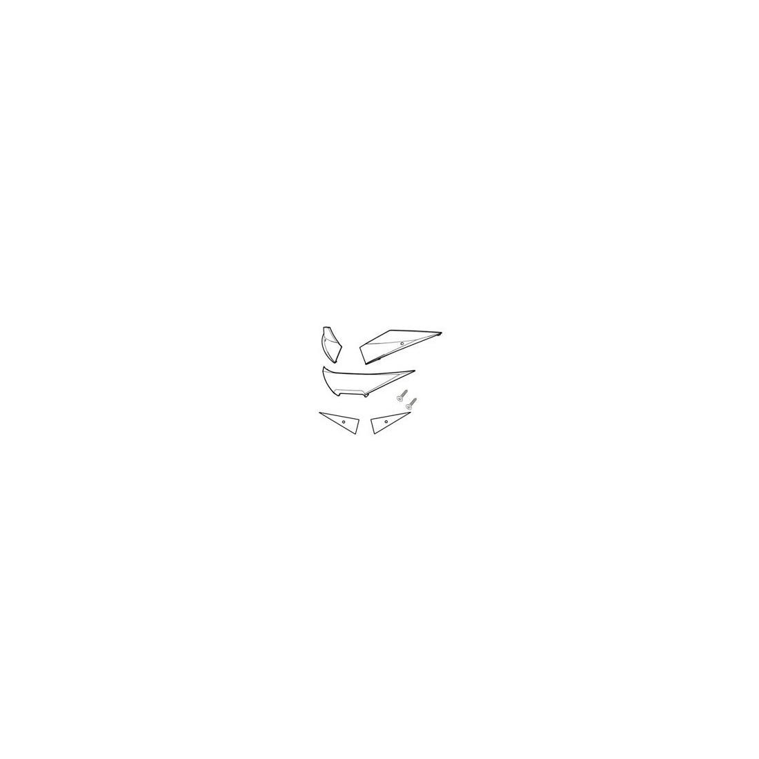 Conjunto Catadrióptico Shad SH39