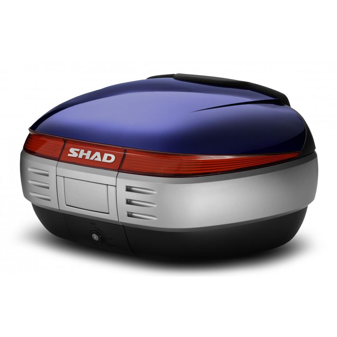 Tapa Baúl Shad SH50 50lt Azul