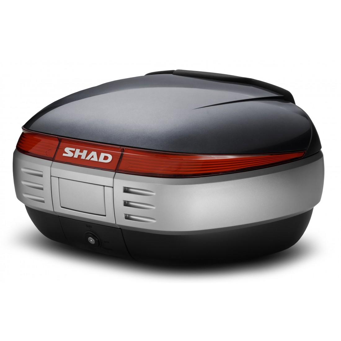 Tapa Baúl Shad SH50 50lt Titanium