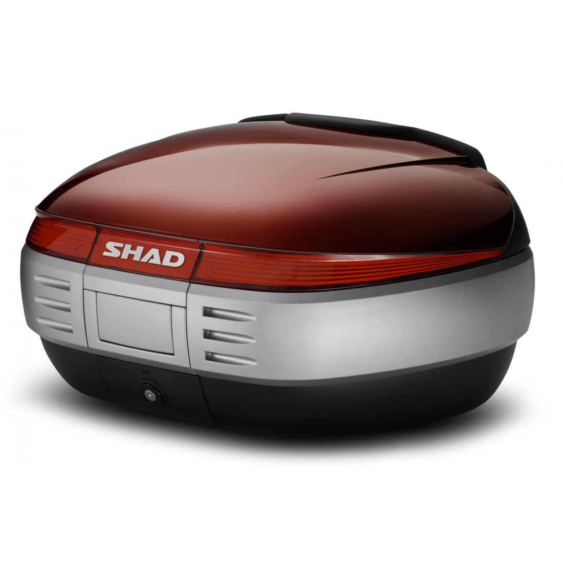 Tapa Baúl Shad SH50 50lt Rojo