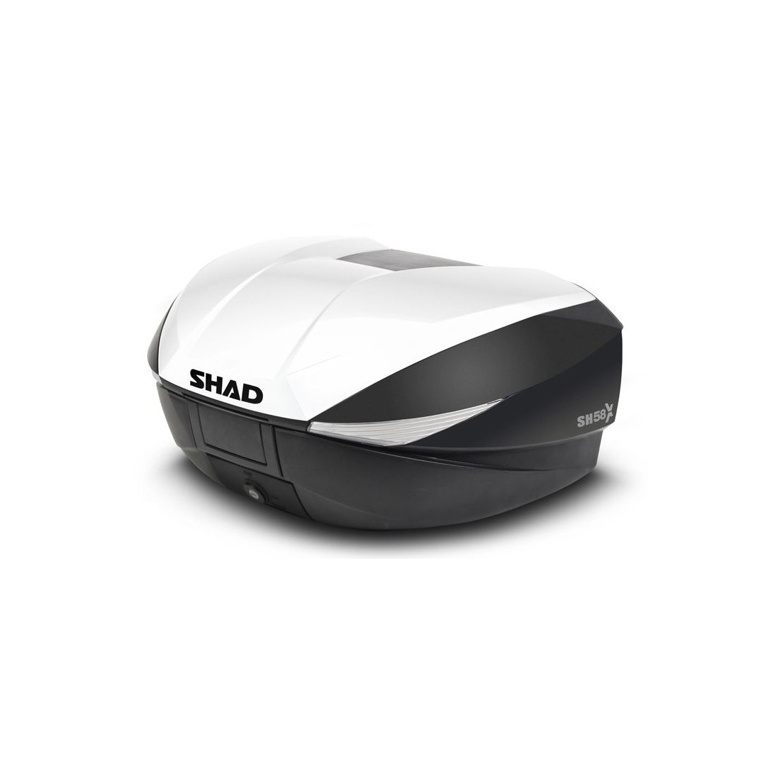 Tapa Baúl Sad SH58X 58lt Blanco