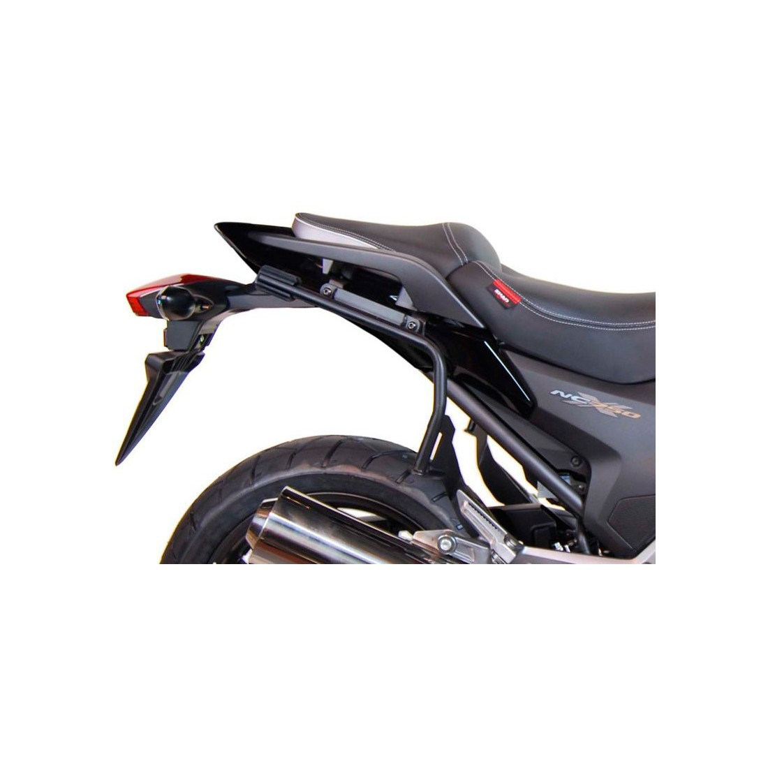 Fijación 3P System Shad Honda INTEGRA 700 12-13 INTEGRA 750 14-15 NC700 X/S 12-13 NC750 X/S 14-15