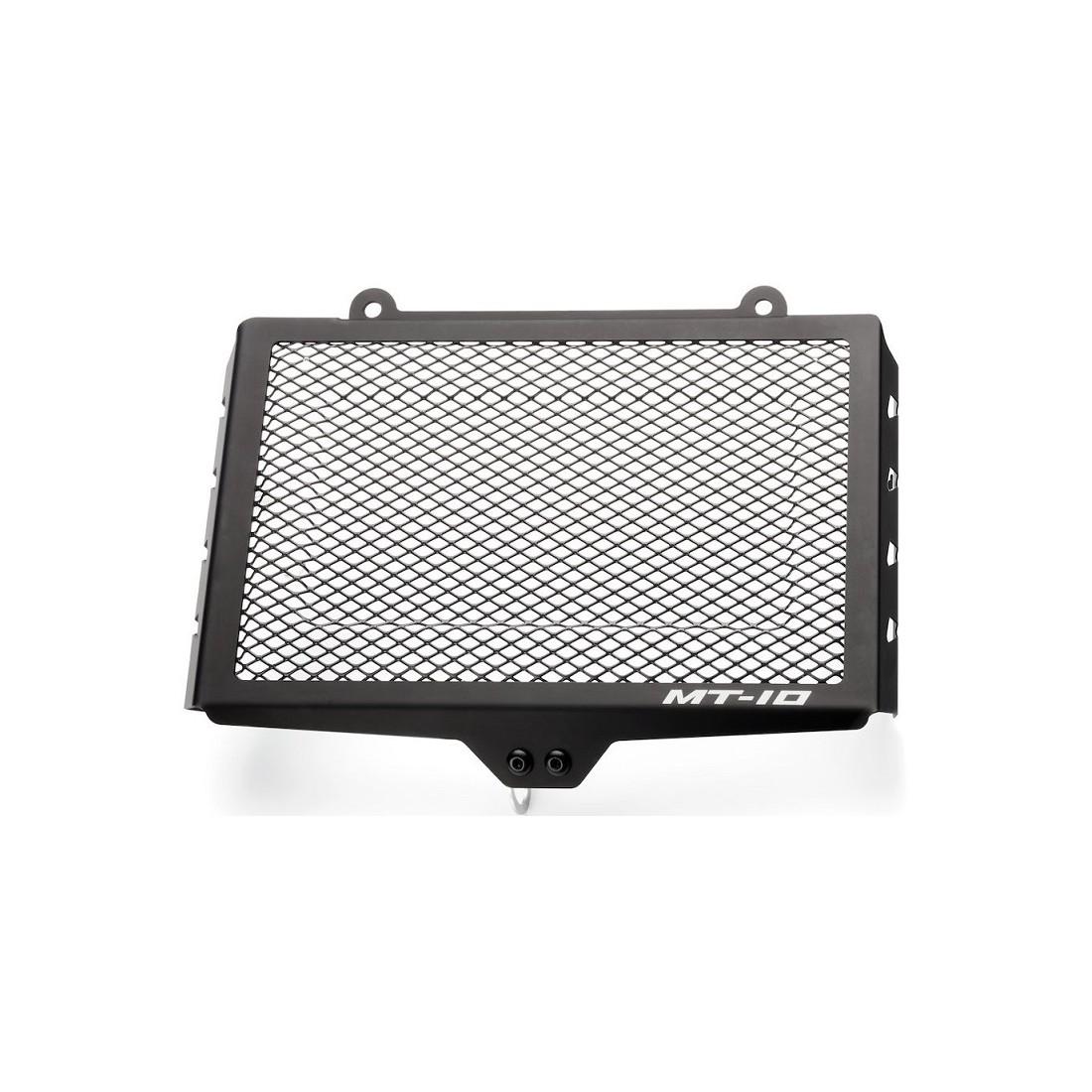 Protector Radiador de Aceite Yamaha MT-10 16-19 Negro