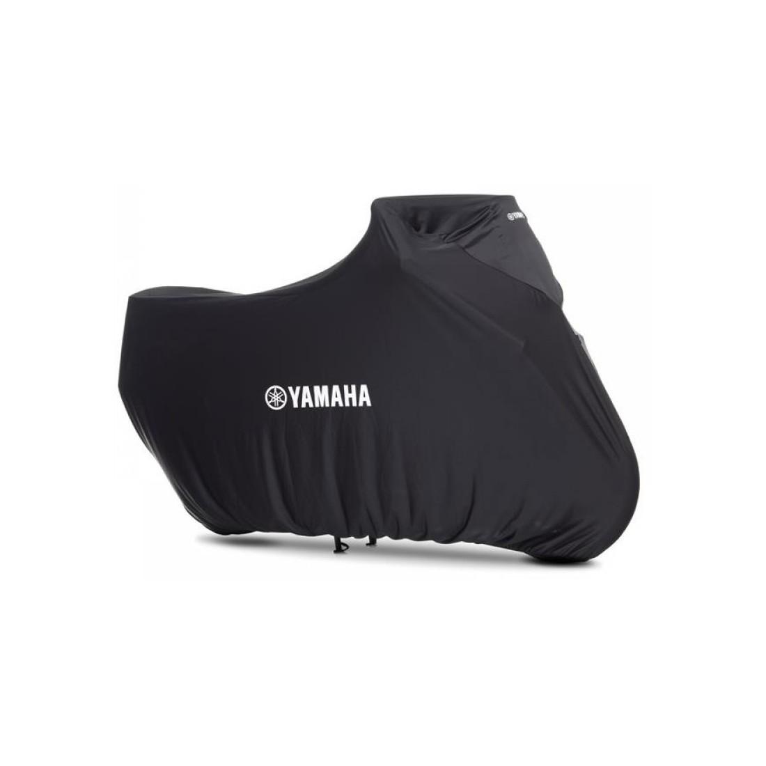 Funda de Interior Mediana Yamaha Negro