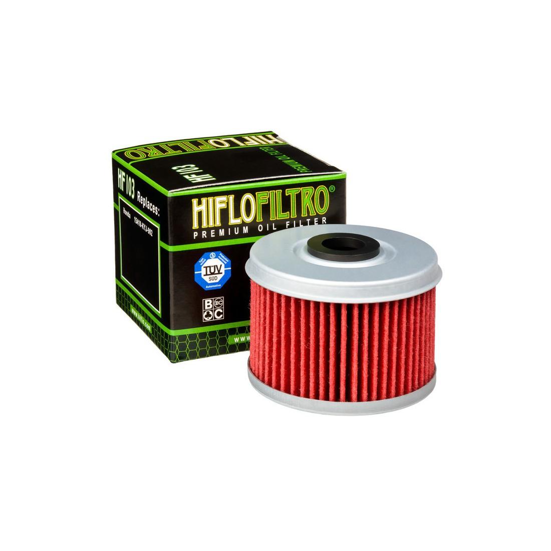 Filtro Aceite Hiflofiltro HF103