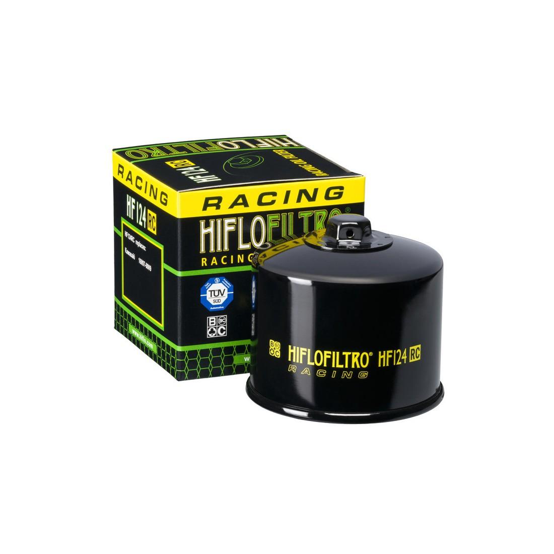 Filtro Aceite Racing Hiflofiltro HF124RC