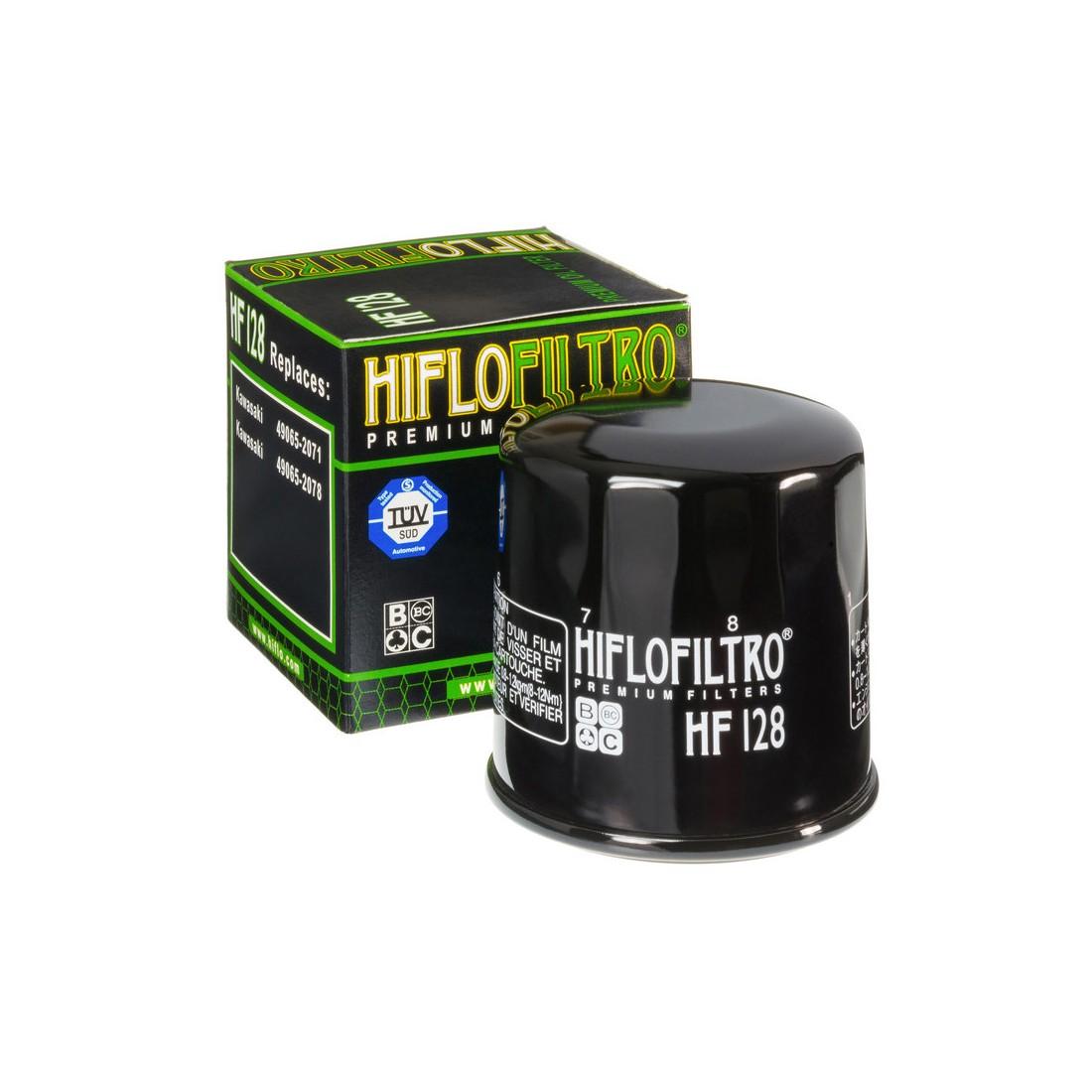 Filtro Aceite Hiflofiltro HF128