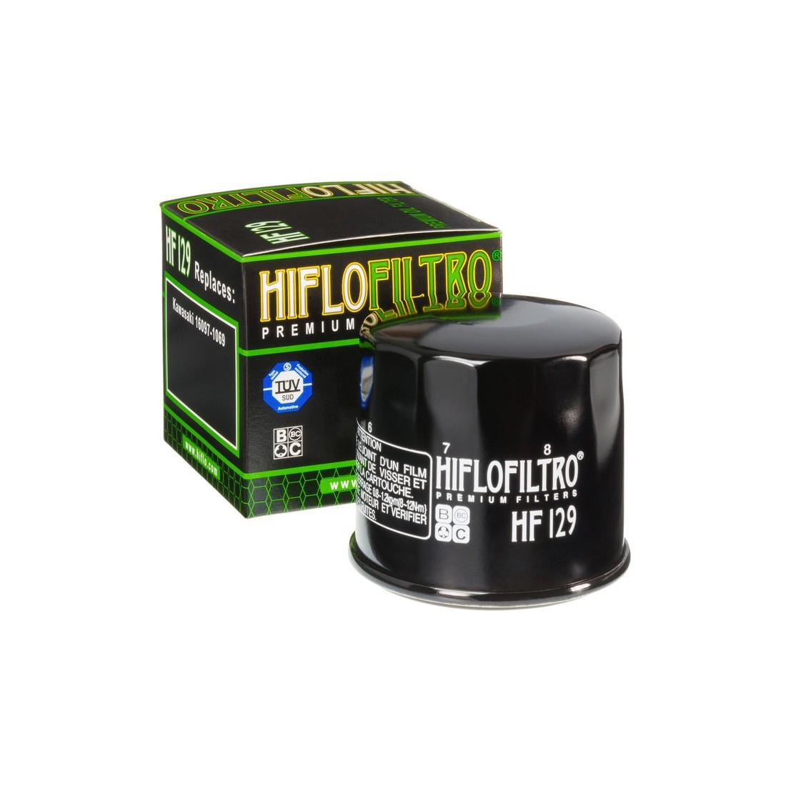 Filtro Aceite Hiflofiltro HF129