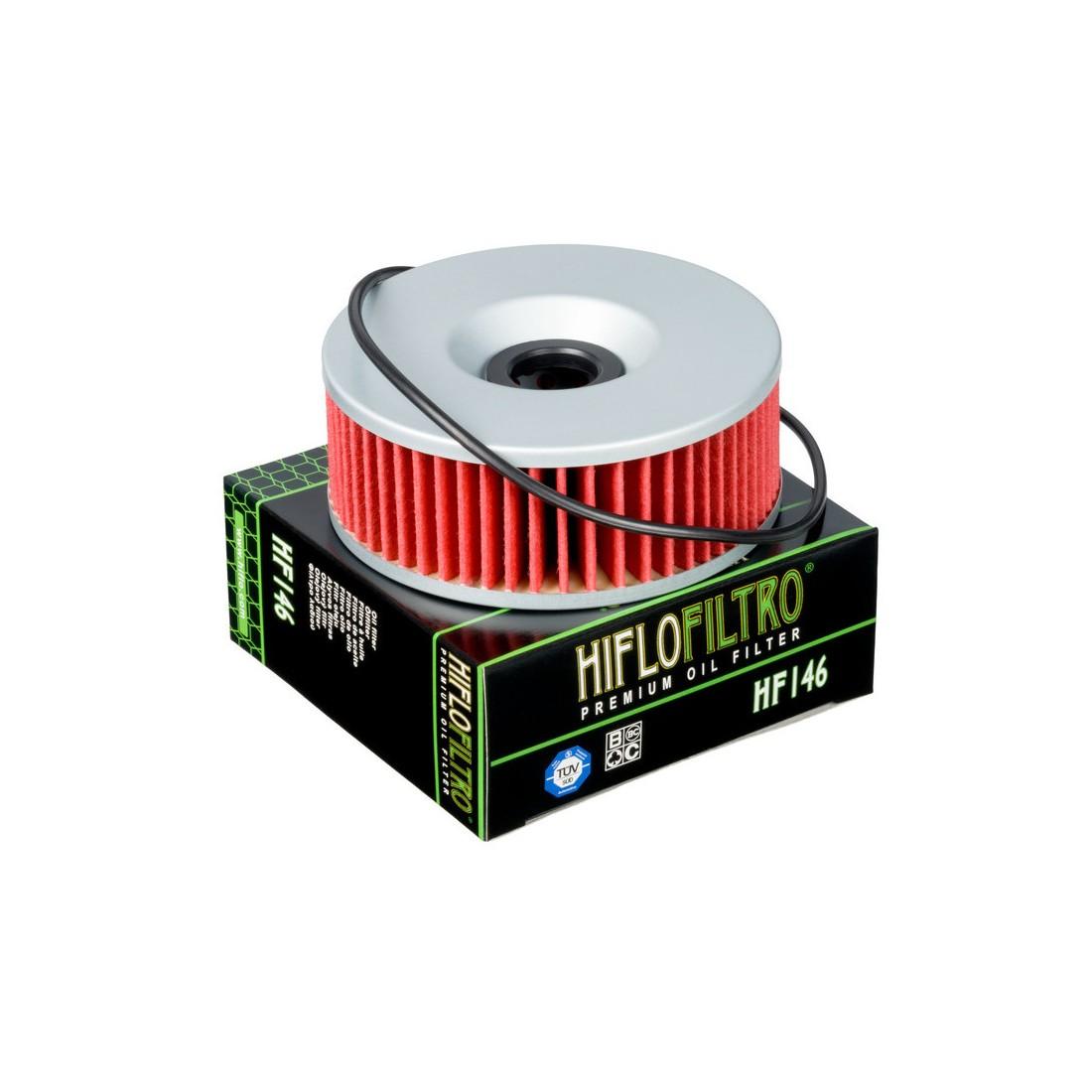 Filtro Aceite Hiflofiltro HF146