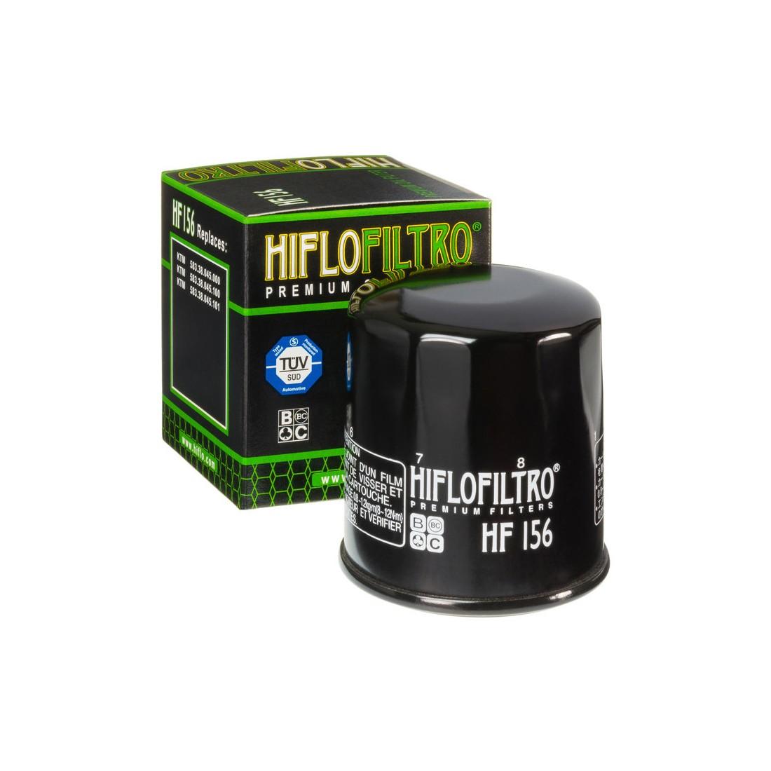 Filtro Aceite Hiflofiltro HF156