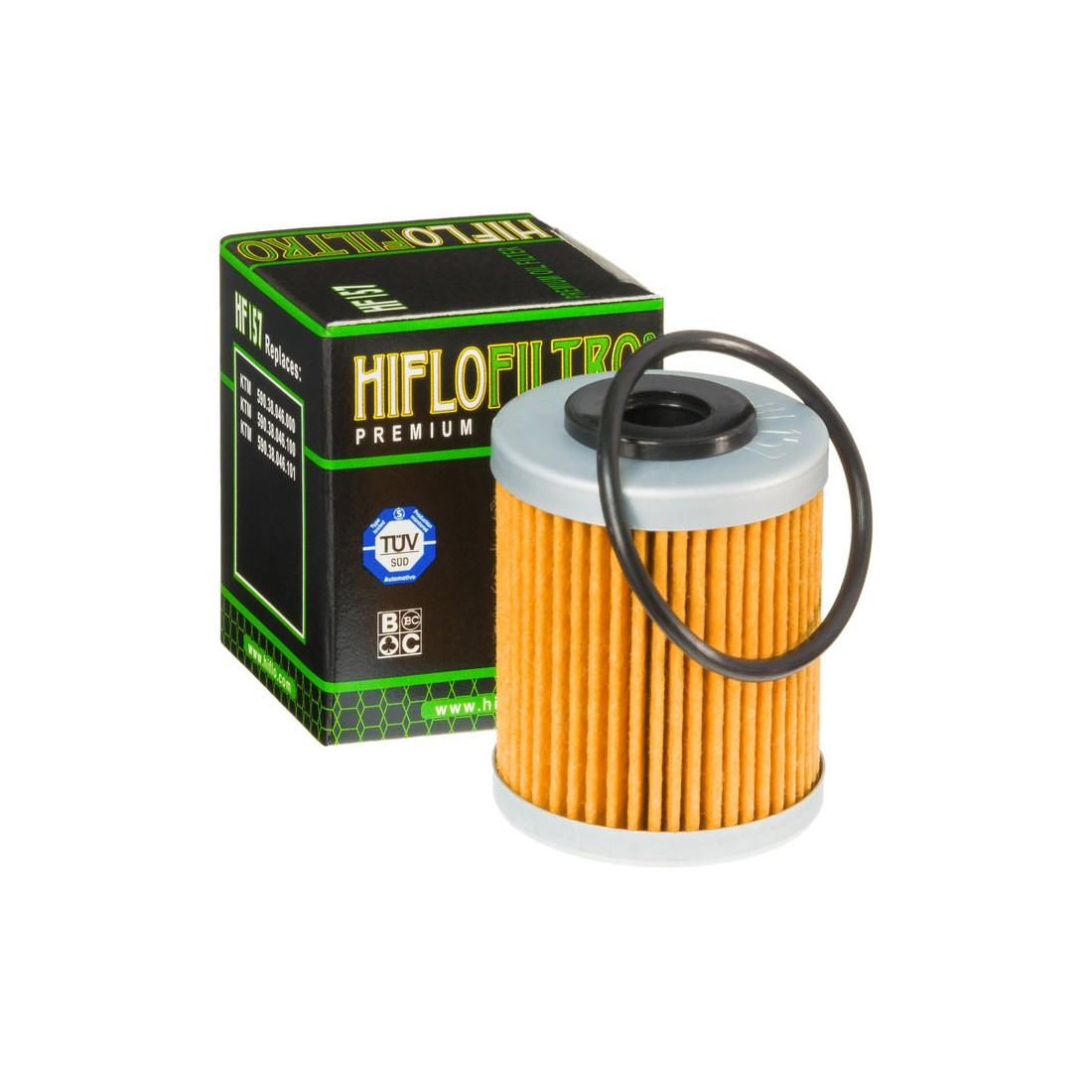 Filtro Aceite Hiflofiltro HF157