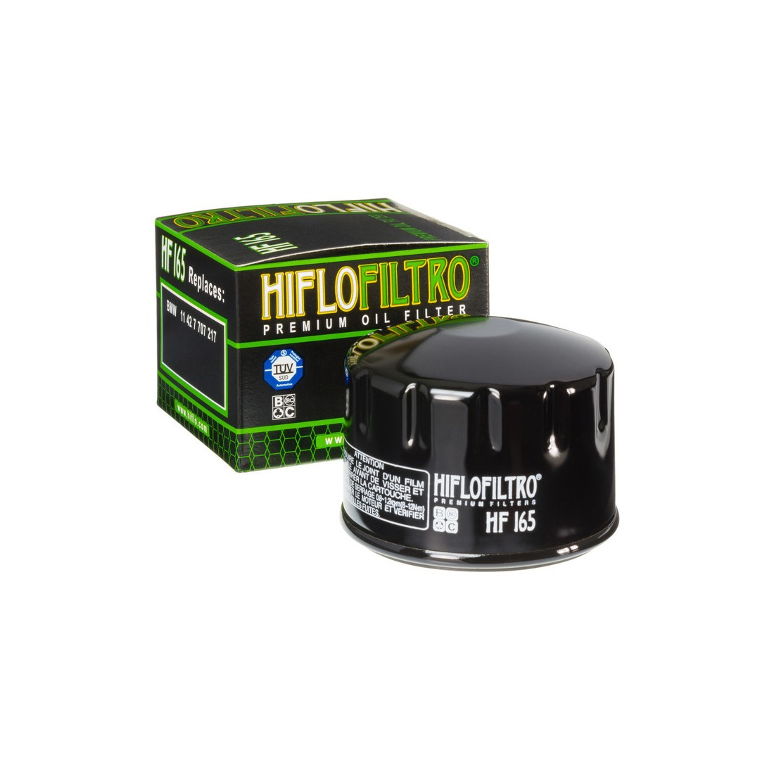 Filtro Aceite Hiflofiltro HF165