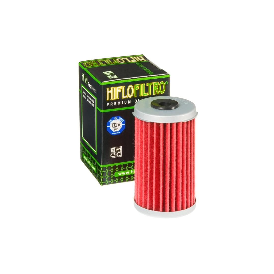 Filtro Aceite Hiflofiltro HF169