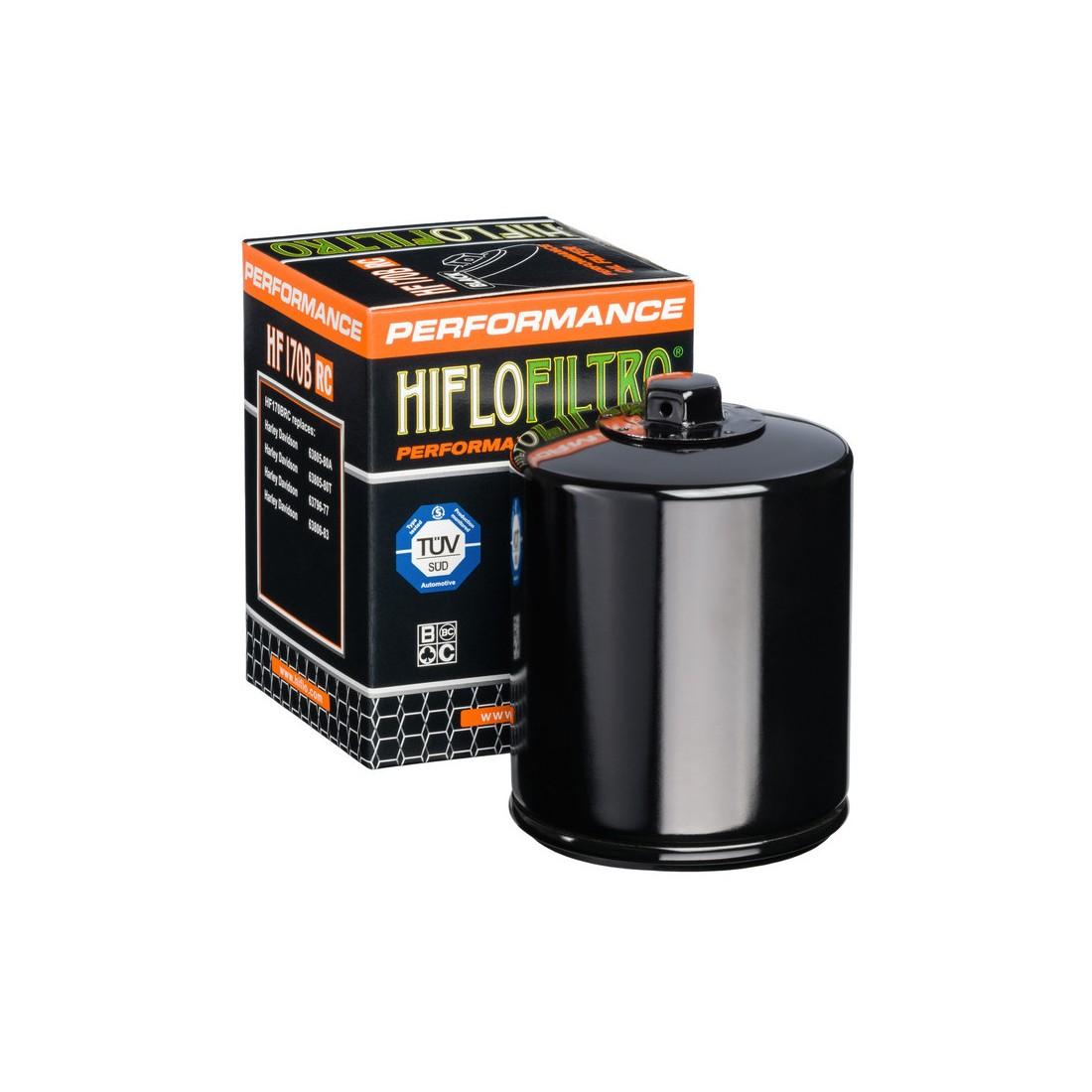 Filtro Aceite Racing Hiflofiltro HF170BRC