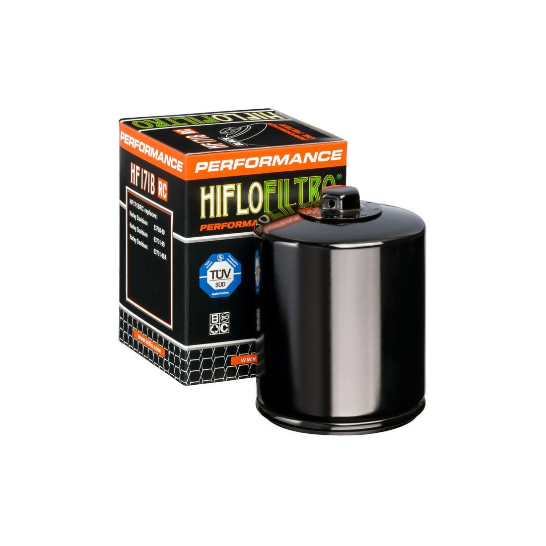 Filtro Aceite Racing Hiflofiltro HF171BRC