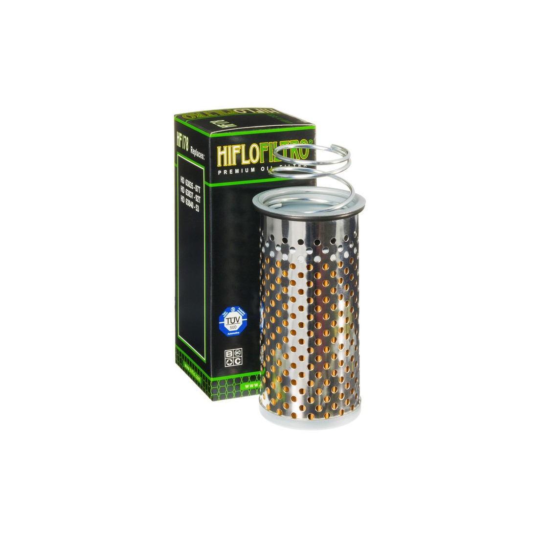 Filtro Aceite Hiflofiltro HF178