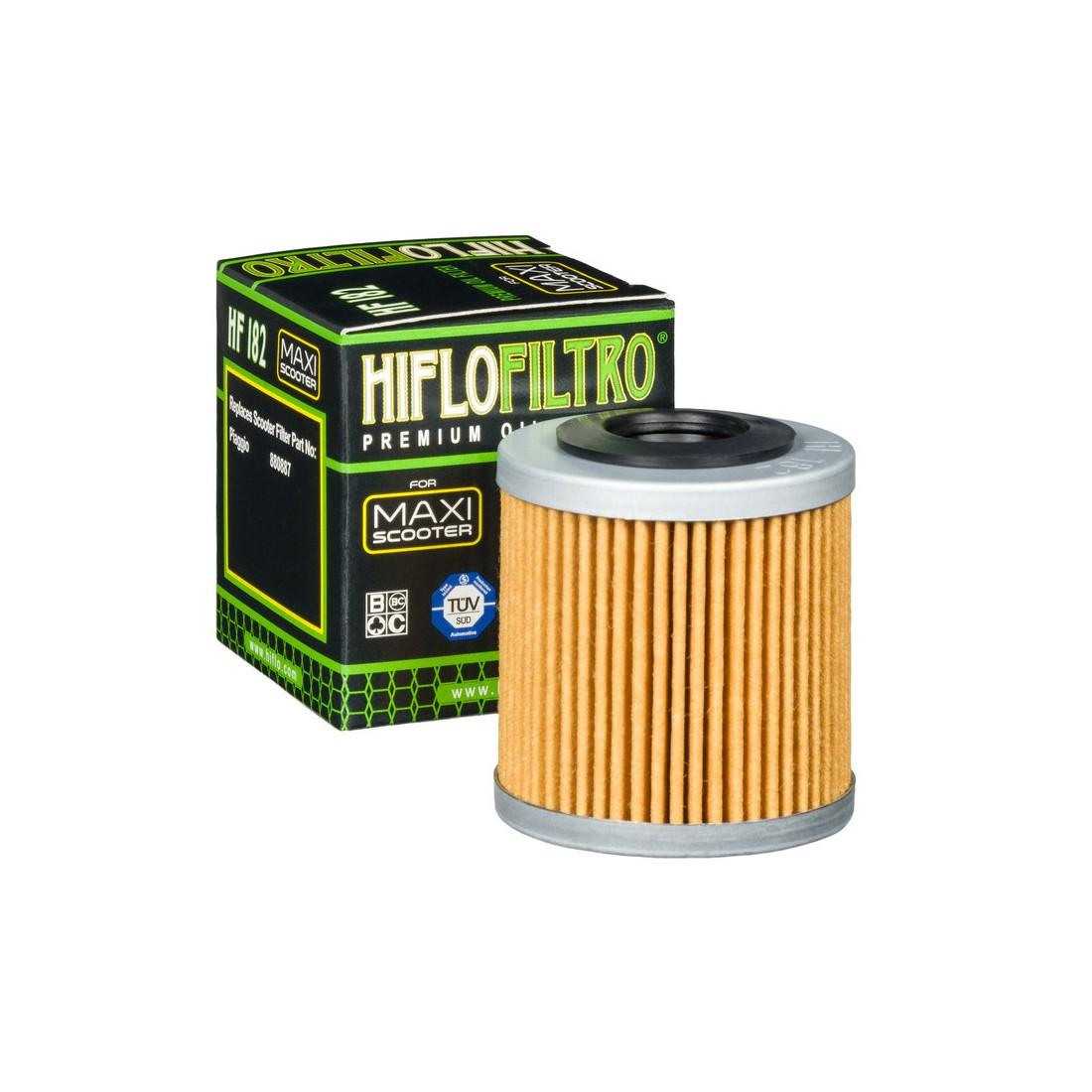 Filtro Aceite Hiflofiltro HF182