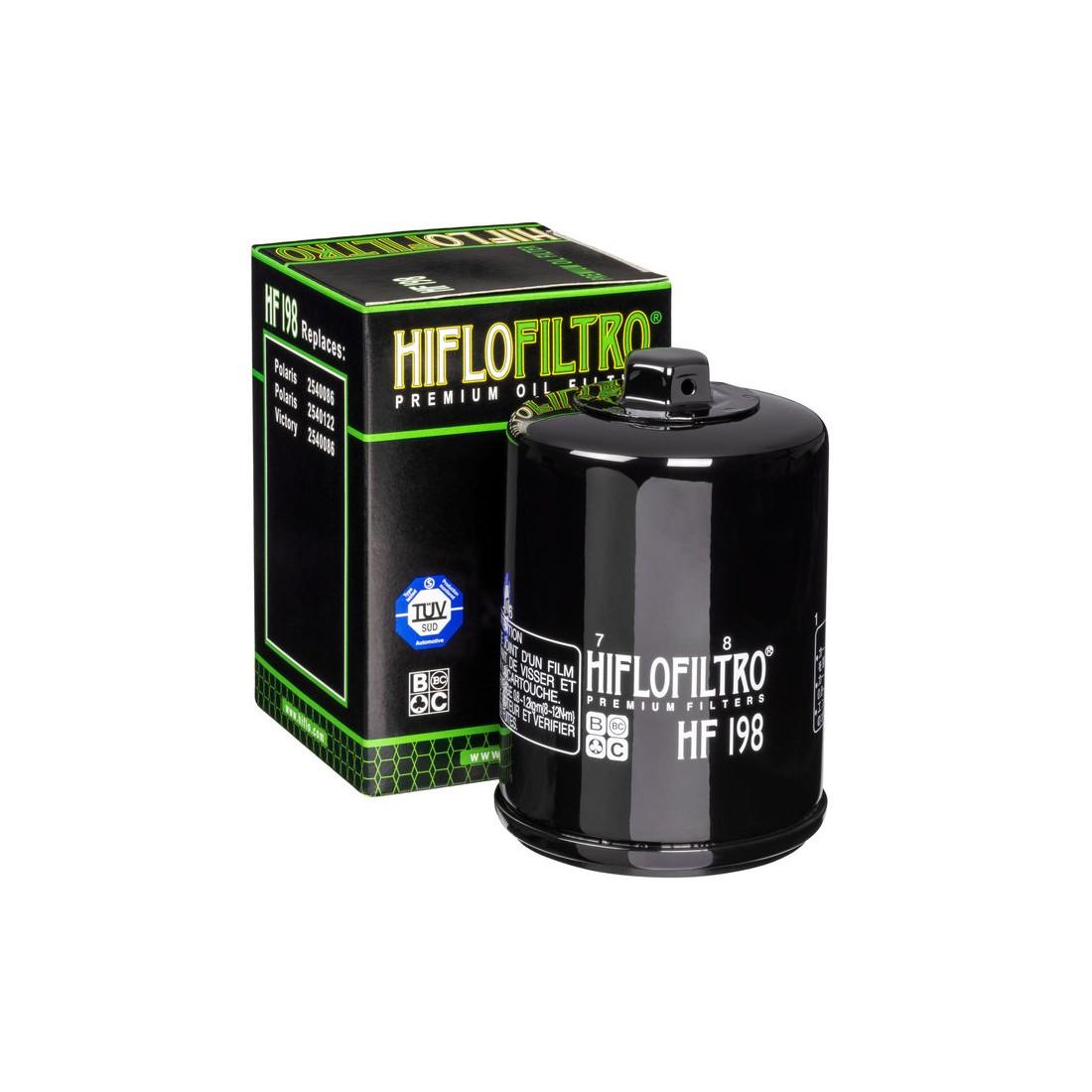 Filtro Aceite Hiflofiltro HF198