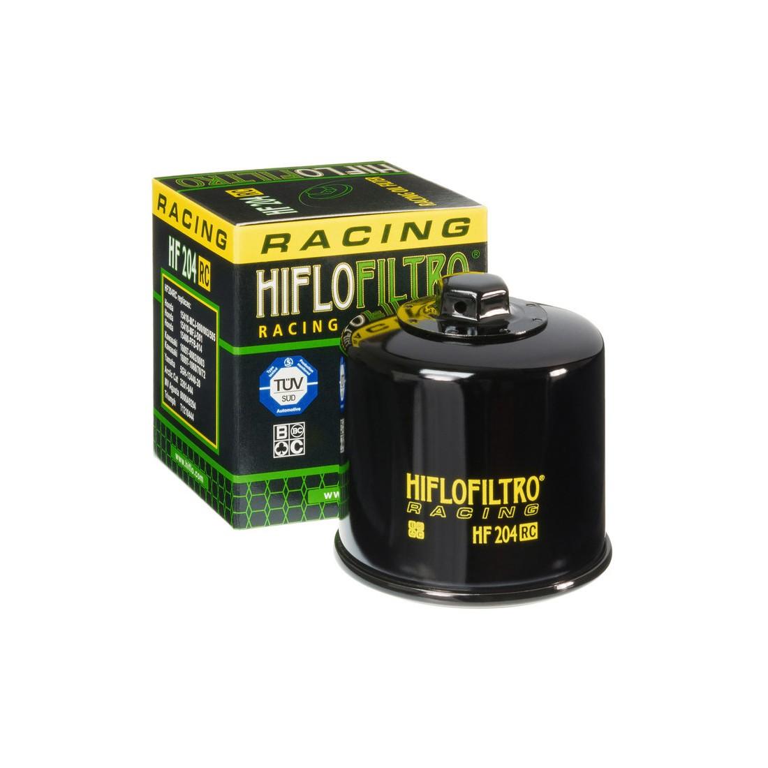 Filtro Aceite Racing Hiflofiltro HF204RC