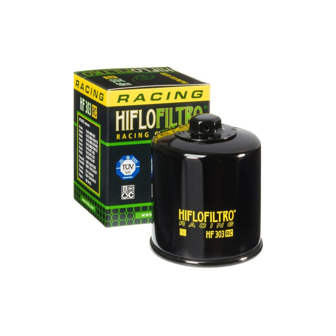 Filtro Aceite Racing Hiflofiltro HF303RC