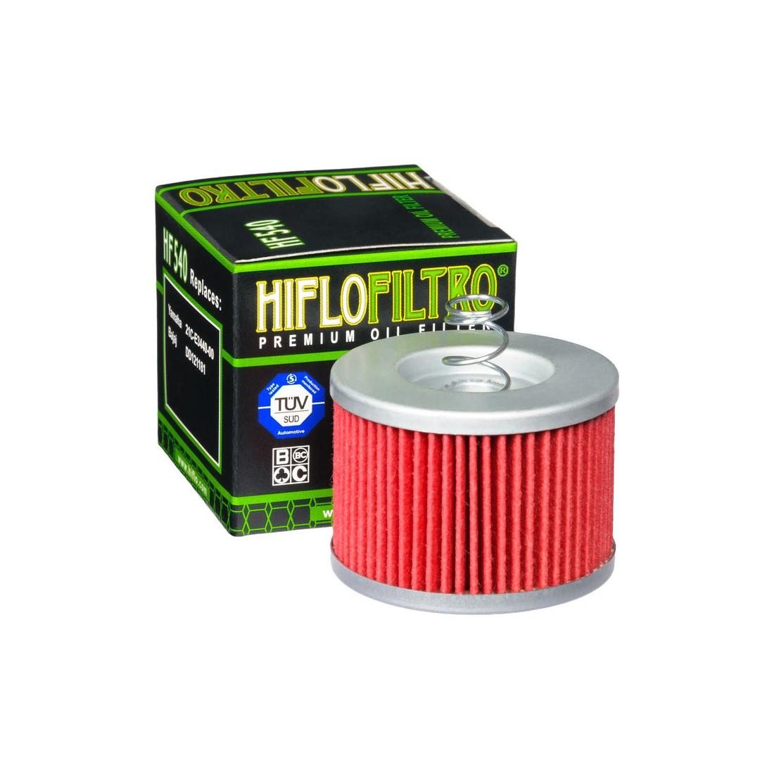 Filtro Aceite Hiflofiltro HF540