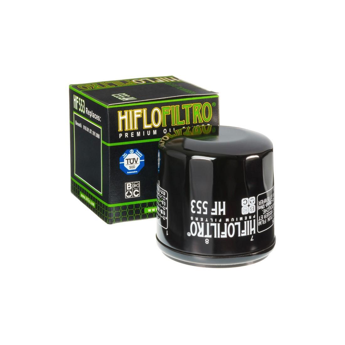 Filtro Aceite Hiflofiltro HF553