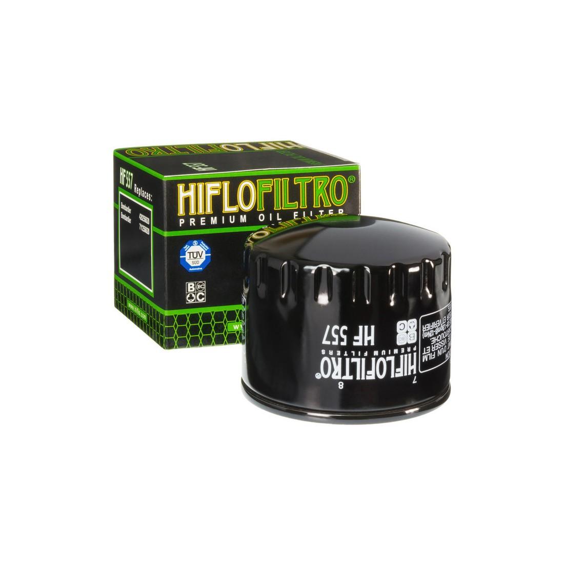 Filtro Aceite Hiflofiltro HF557