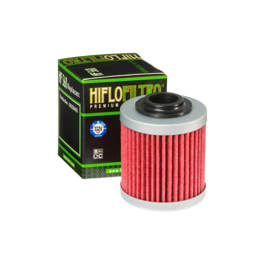 Filtro Aceite Hiflofiltro HF560