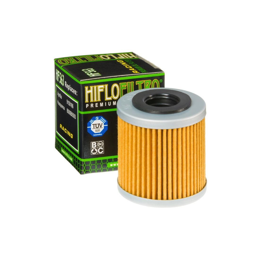 Filtro Aceite Hiflofiltro HF563
