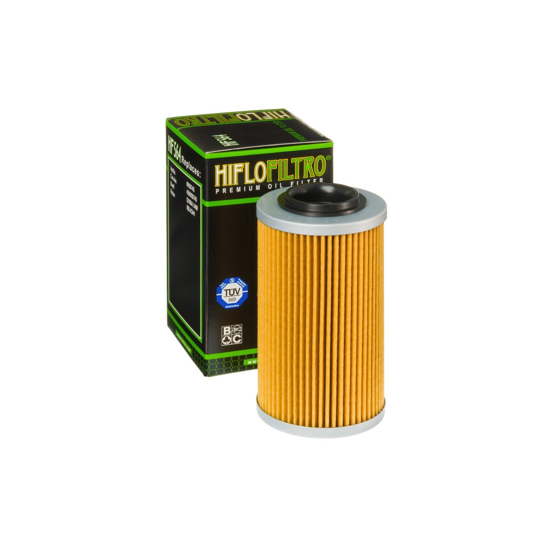 Filtro Aceite Hiflofiltro HF564
