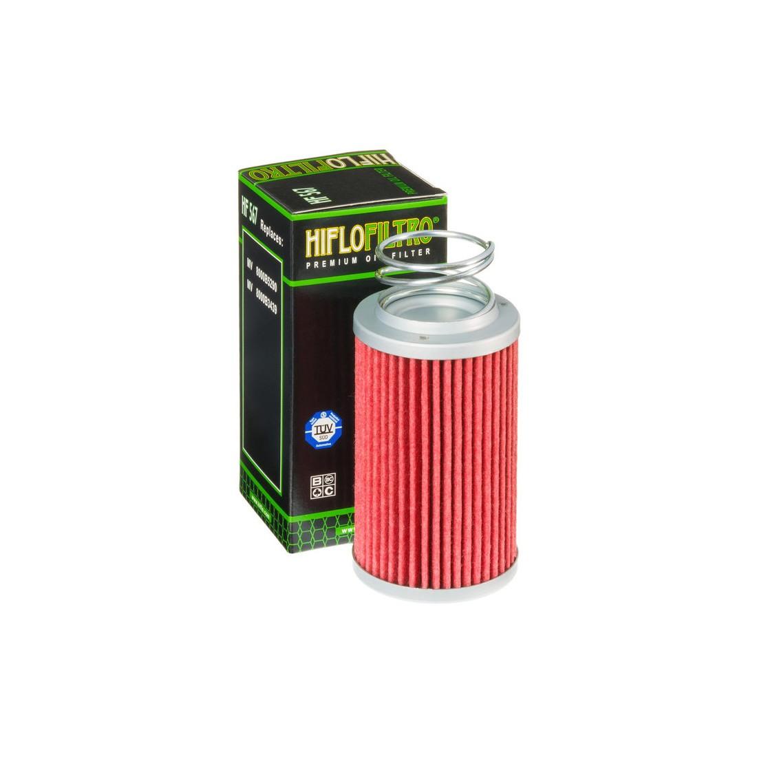 Filtro Aceite Hiflofiltro HF567