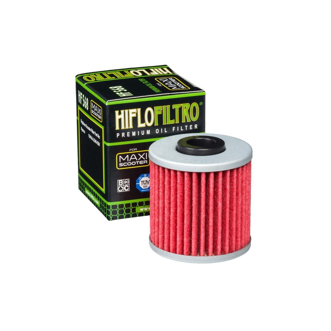 Filtro Aceite Hiflofiltro HF568