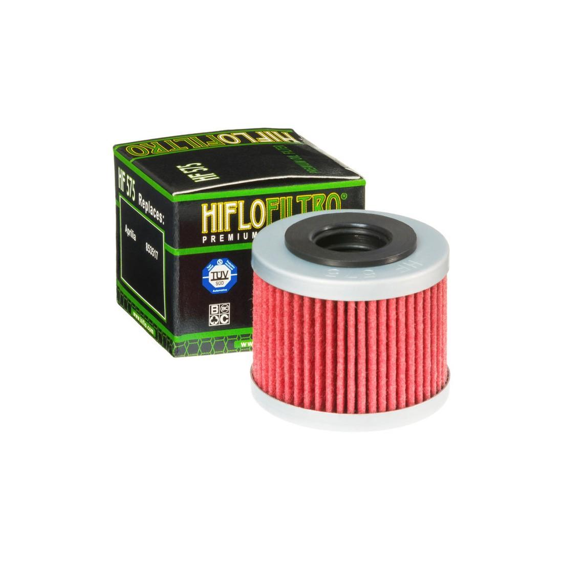 Filtro Aceite Hiflofiltro HF575
