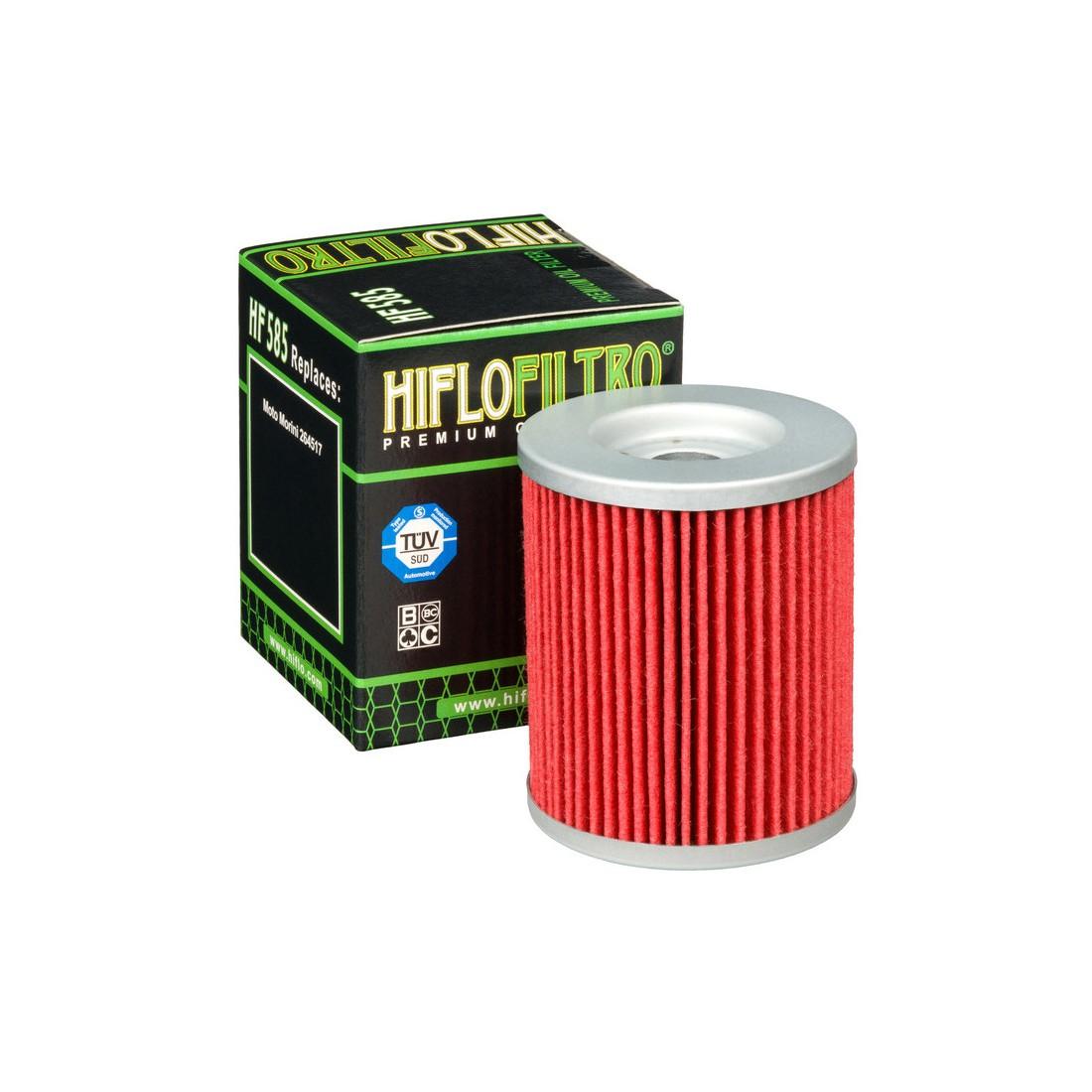 Filtro Aceite Hiflofiltro HF585