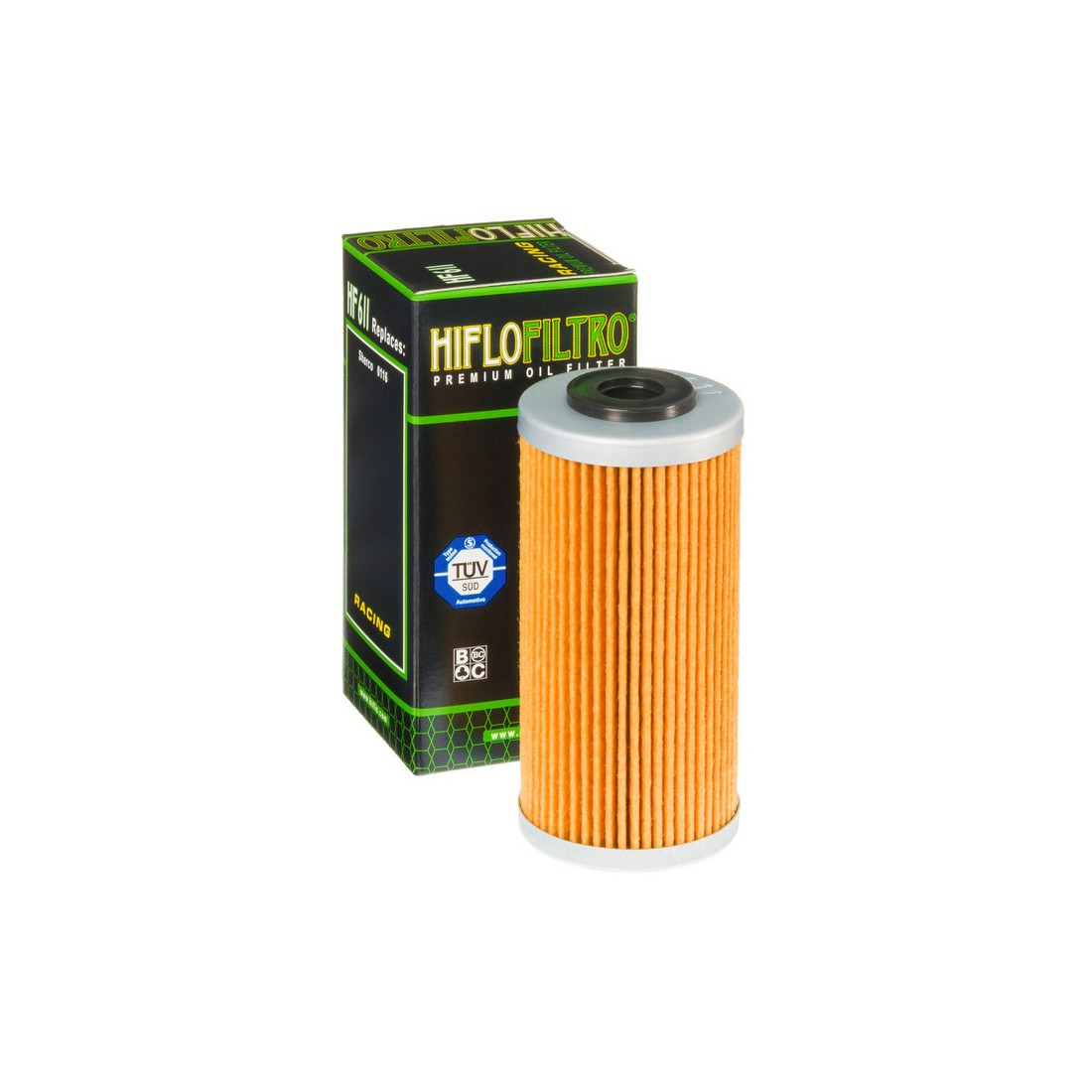 Filtro Aceite Hiflofiltro HF611