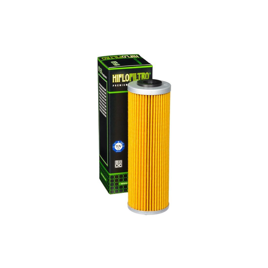 Filtro Aceite Hiflofiltro HF650