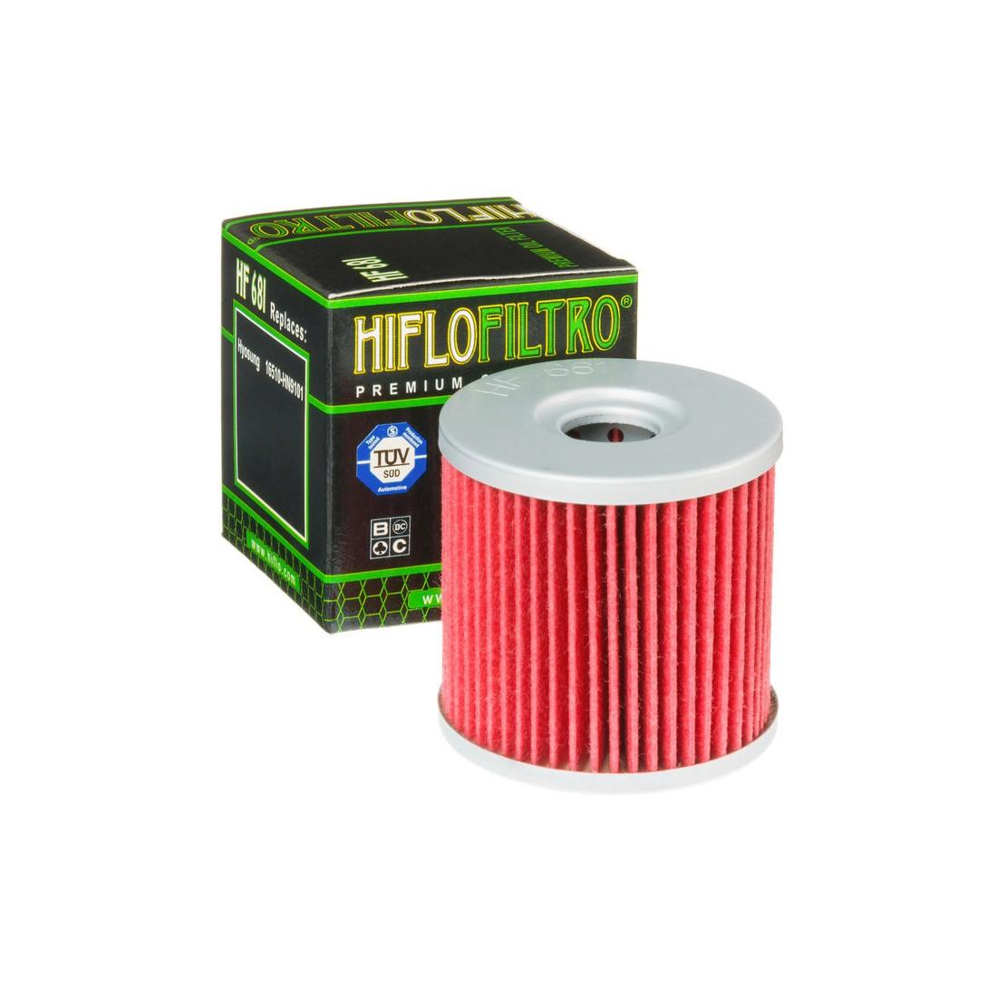 Filtro Aceite Hiflofiltro HF681