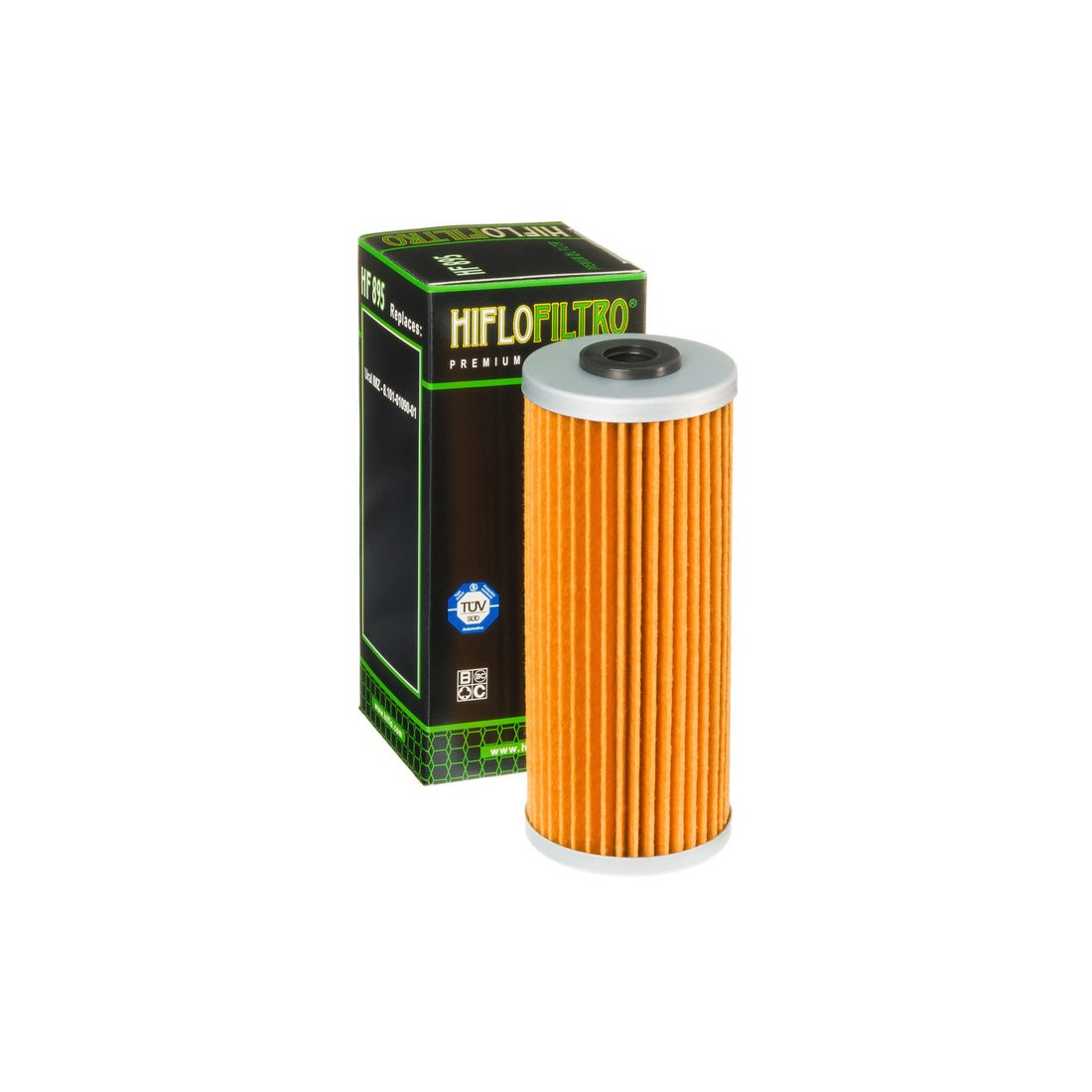 Filtro Aceite Hiflofiltro HF895
