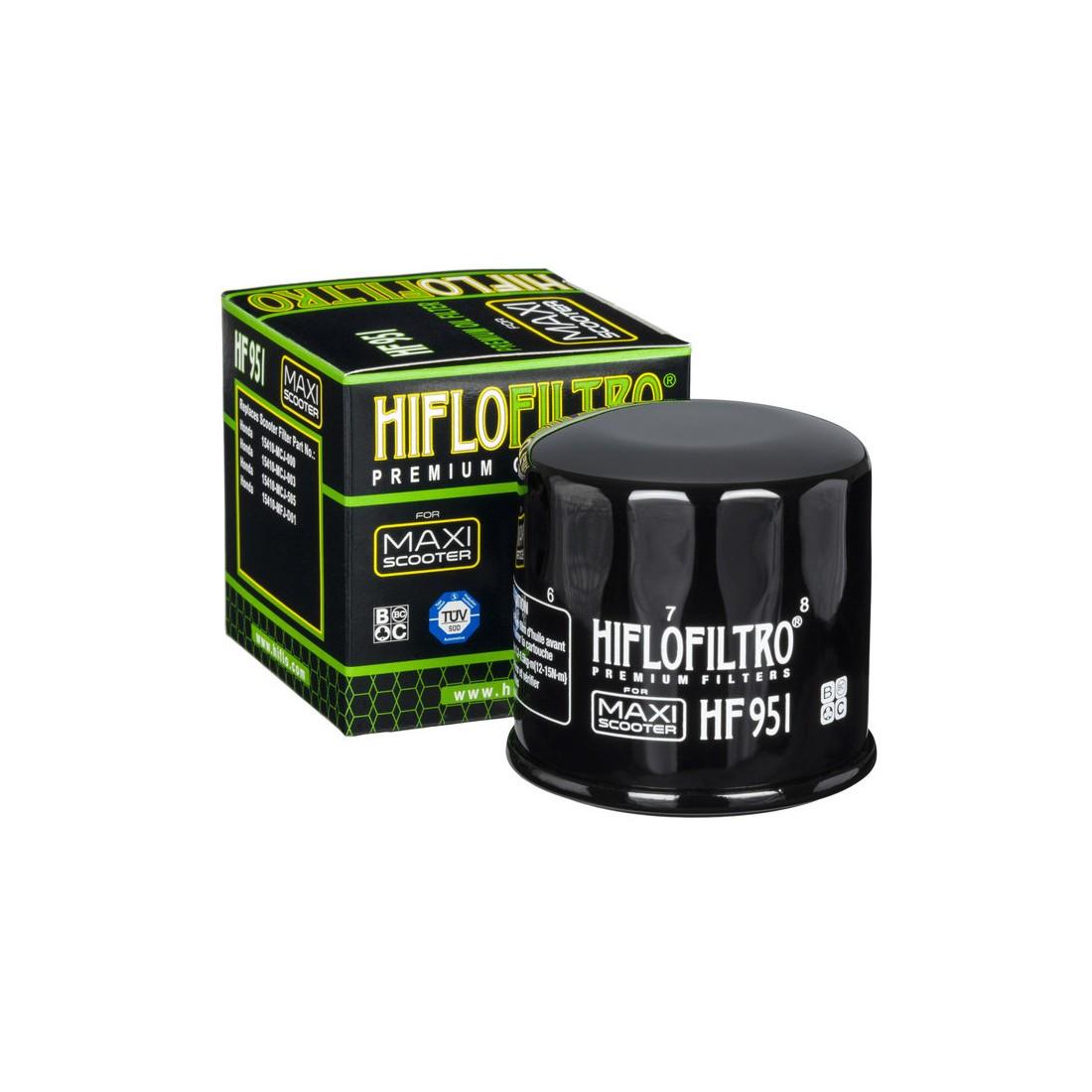 Filtro Aceite Hiflofiltro HF951