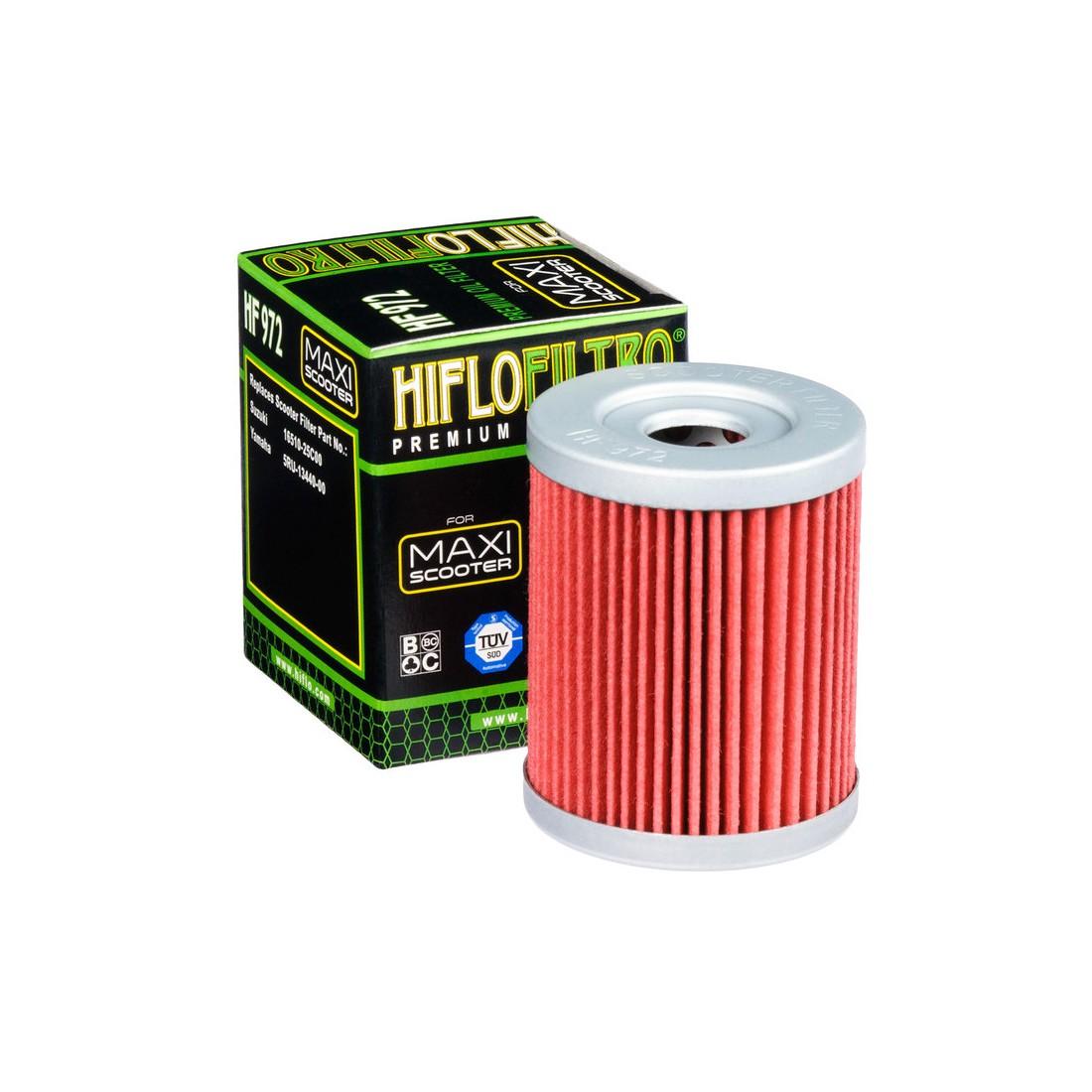 Filtro Aceite Hiflofiltro HF972