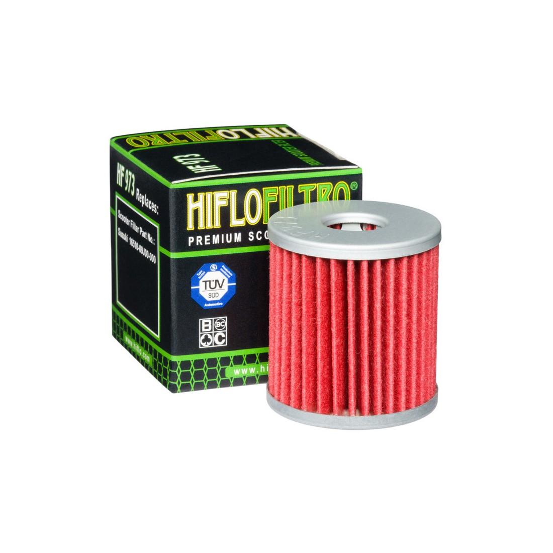 Filtro Aceite Hiflofiltro HF973