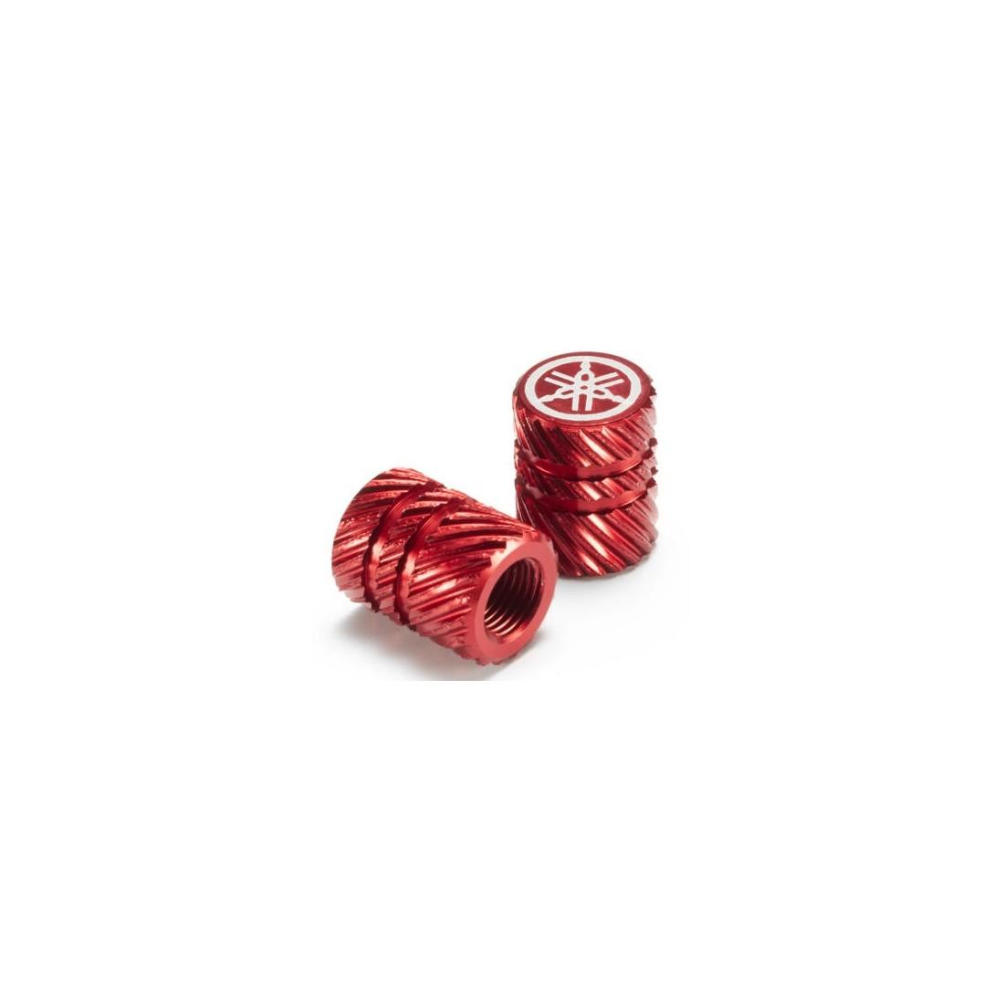 Tapones de Válvula Yamaha Rojo