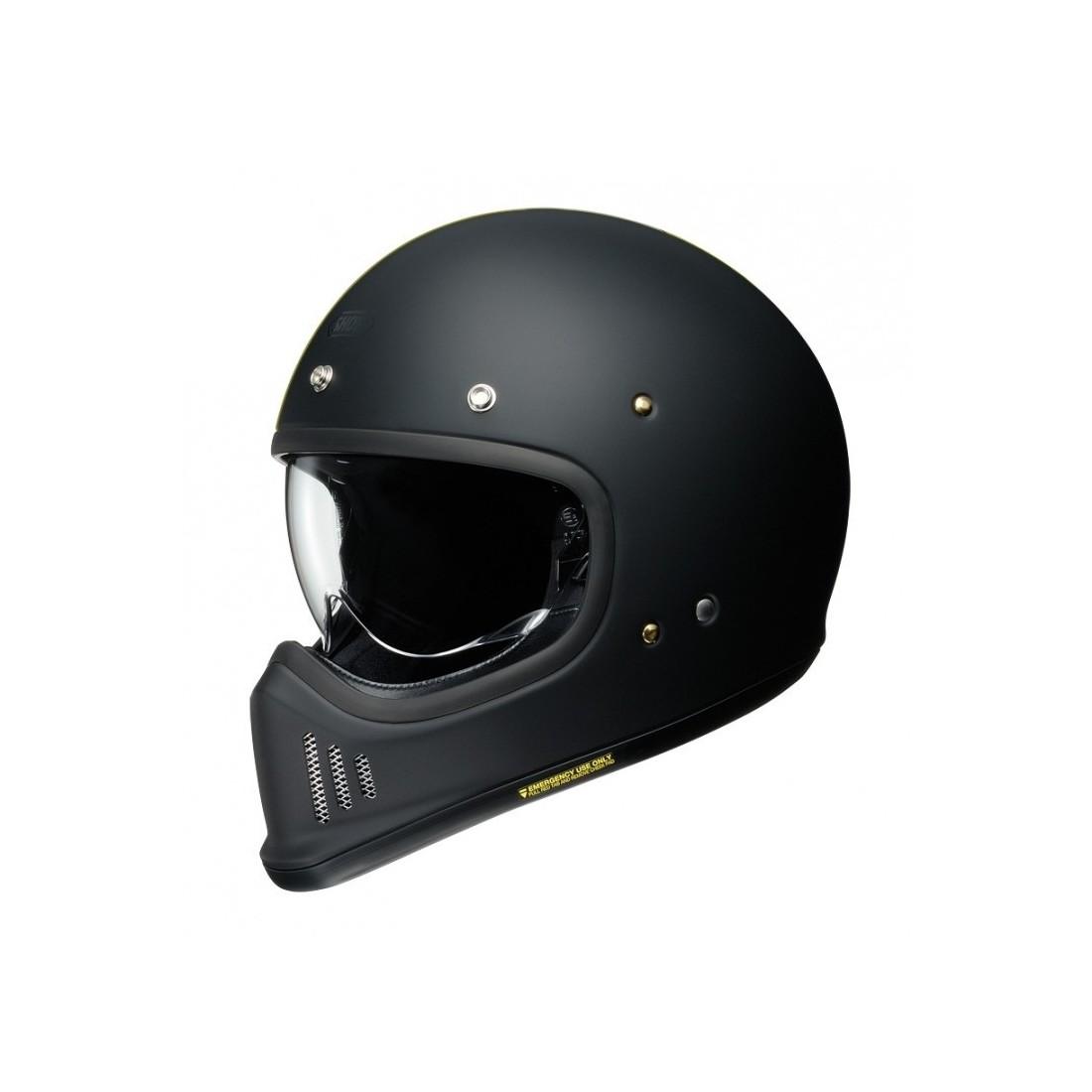 Casco Integral Shoei EX-Zero Negro Mate TALLA CASCO XS