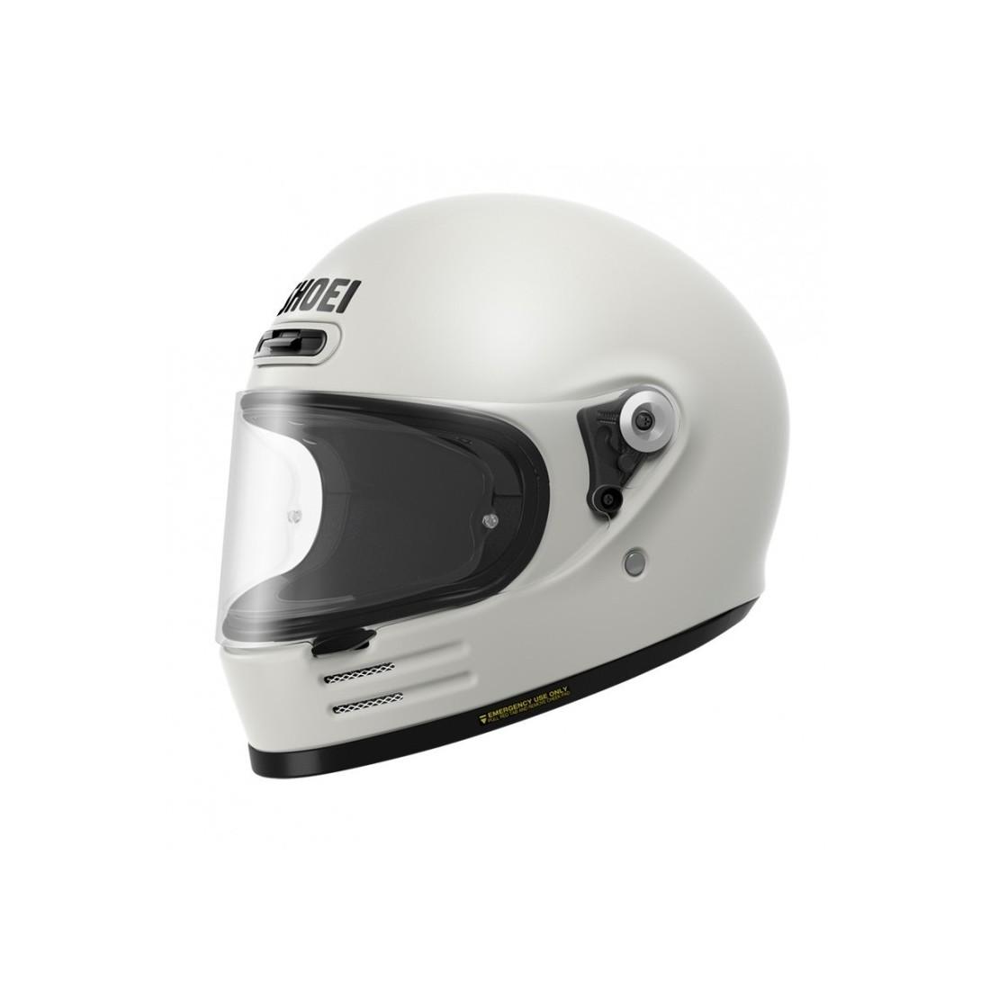 Casco Integral Shoei Glamster Blanco TALLA CASCO XS