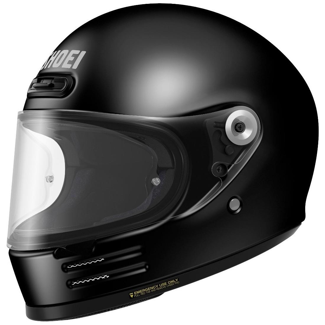 Casco Integral Shoei Glamster Negro TALLA CASCO XS